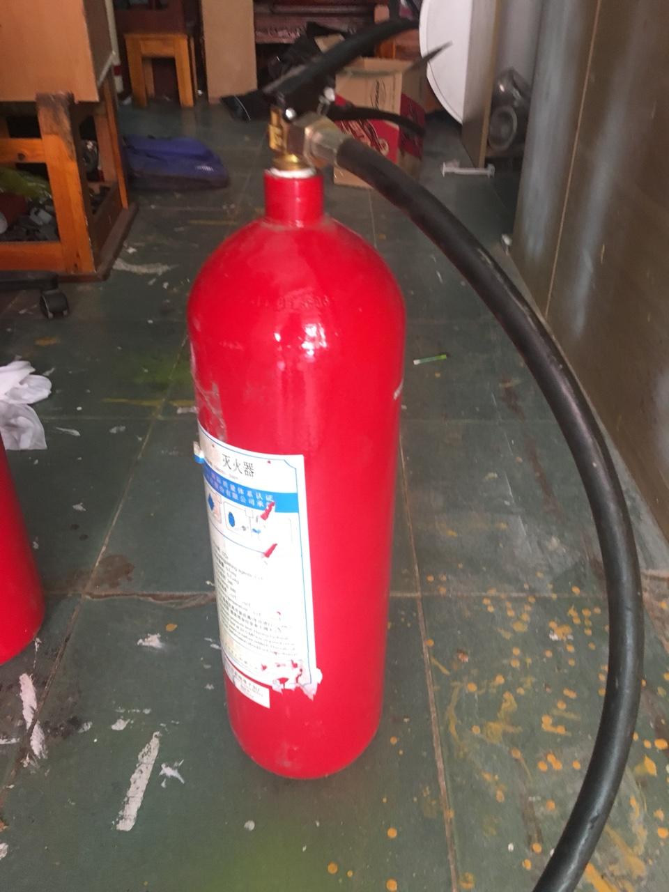 Thanh lý bình phòng cháy chữa cháy cũ giá rẻ