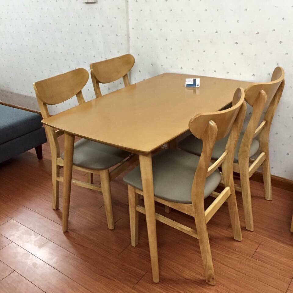 Thanh lý bộ bàn ăn kiểu châu âu mẫu 3