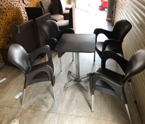 Thanh lý bộ ghế cafe nữ hoàng giá rẻ